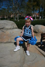 My Little Cheerleader